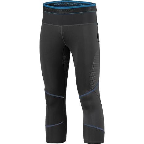 Scott Trail Run Tight Knickers, color black, talla L