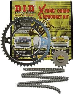 525 BMXR Chain Pink Front /& Rear Sprocket Kit for HONDA CBR600F4i 2001-2006