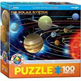 EuroGraphics Solar System 100 Piece Puzzle