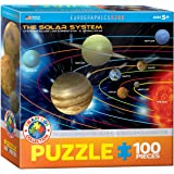 EuroGraphics The Solar System 100-Piece Puzzle