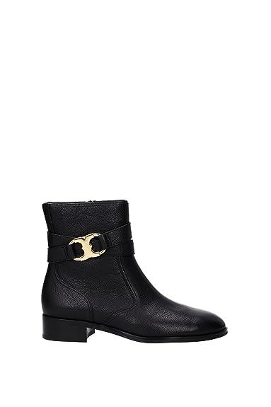 Tory Burch, Bottes pour Femme - Noir - Noir,  Amazon.fr  Chaussures ... 10f5f25ecb89