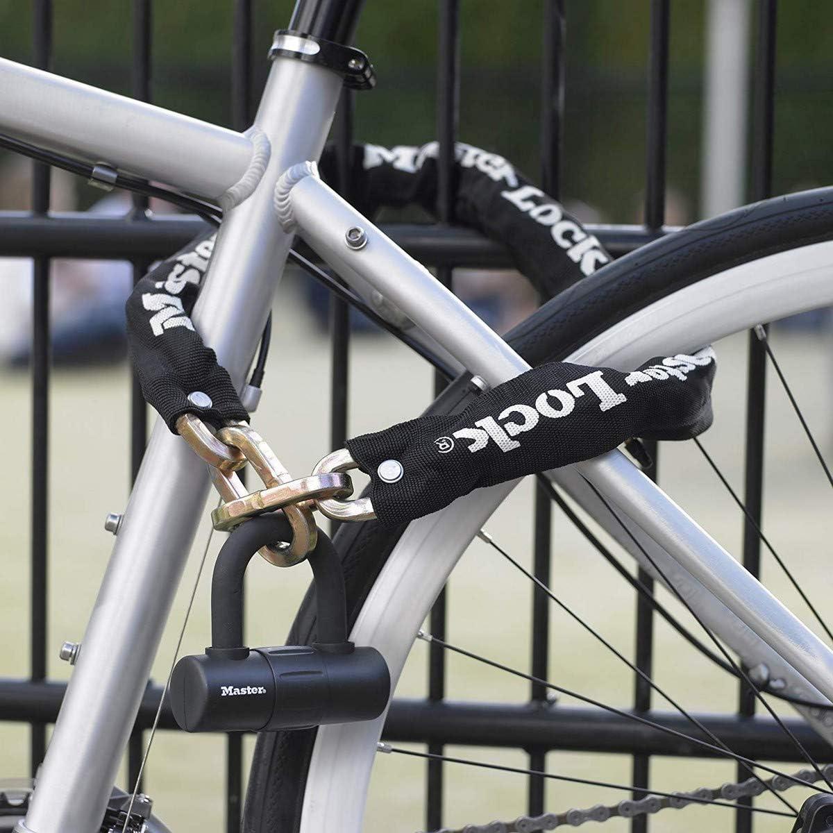 Vélo de moto en acier moto 85cm résistant cycle vélo cadenas de chaîne ME