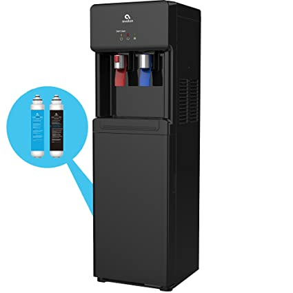 Amazon.com: Avalon Self Cleaning Bottleless Water Cooler Dispenser - Hot & Cold Water, Child Safety Lock, Innovative Slim Design - UL/Energy Star Approved- ...
