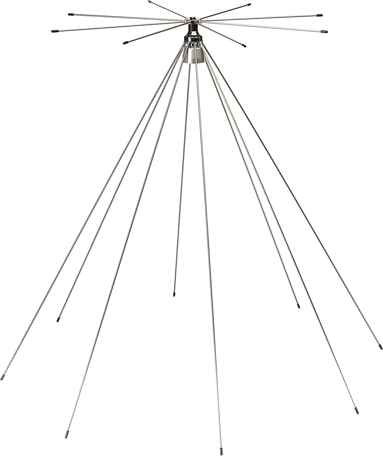 Tram 1410 Broad Band Discone/Scanner Base Antenna