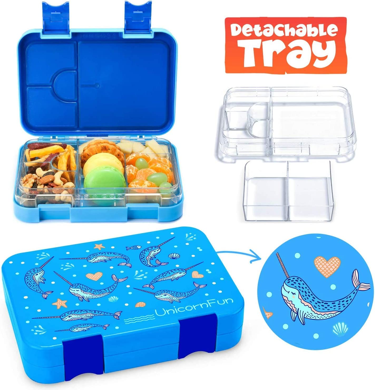 Top 10 Best Kids Lunch Boxes (2020 Reviews & Buying Guide) 2