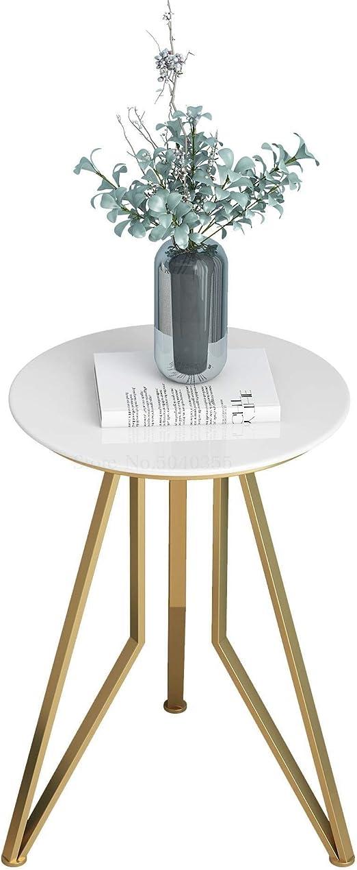 Wright Beard Mesa y sillas Oro pequeña Mesa de café Creativa ...