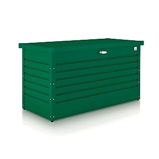 Northern Sheds GRAF bauzentrum–Arcón Caja 100de Color Verde Oscuro 63010