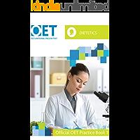 OET Dietetics: Official OET Practice Book 1