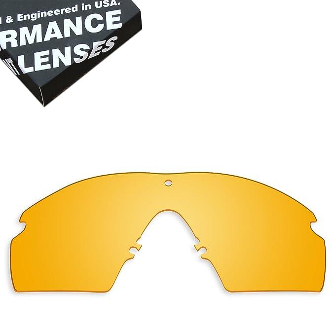 Amazon.com: ToughAsNails Lens Replacement for Oakley SI Ballistic M ...