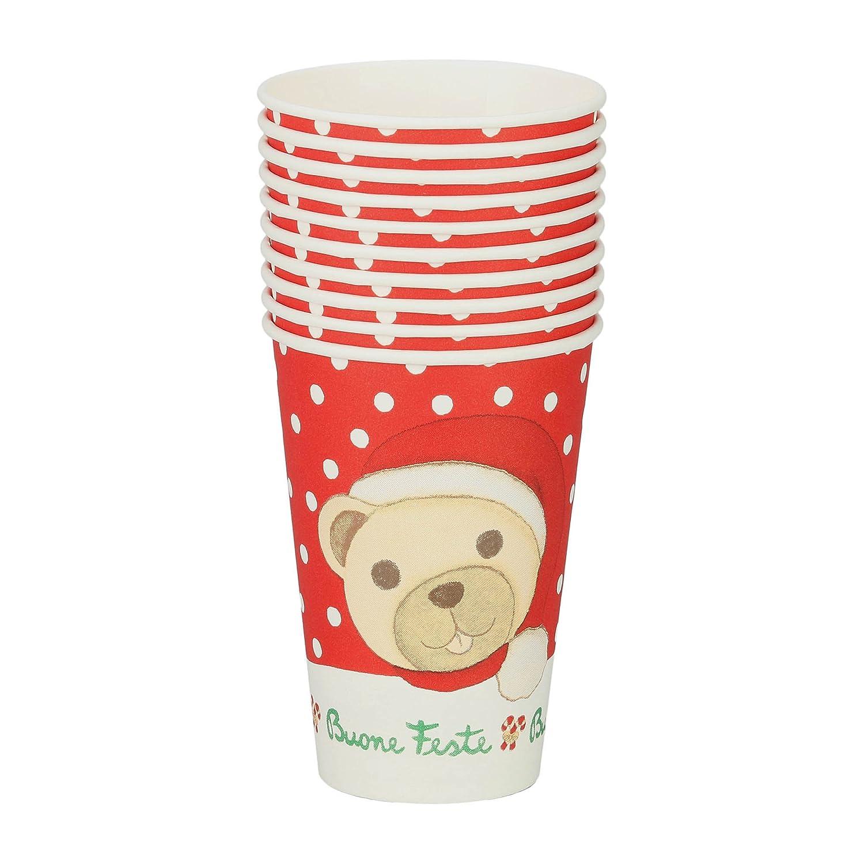 Bicchieri di cartaStorie di Natale THUN /®