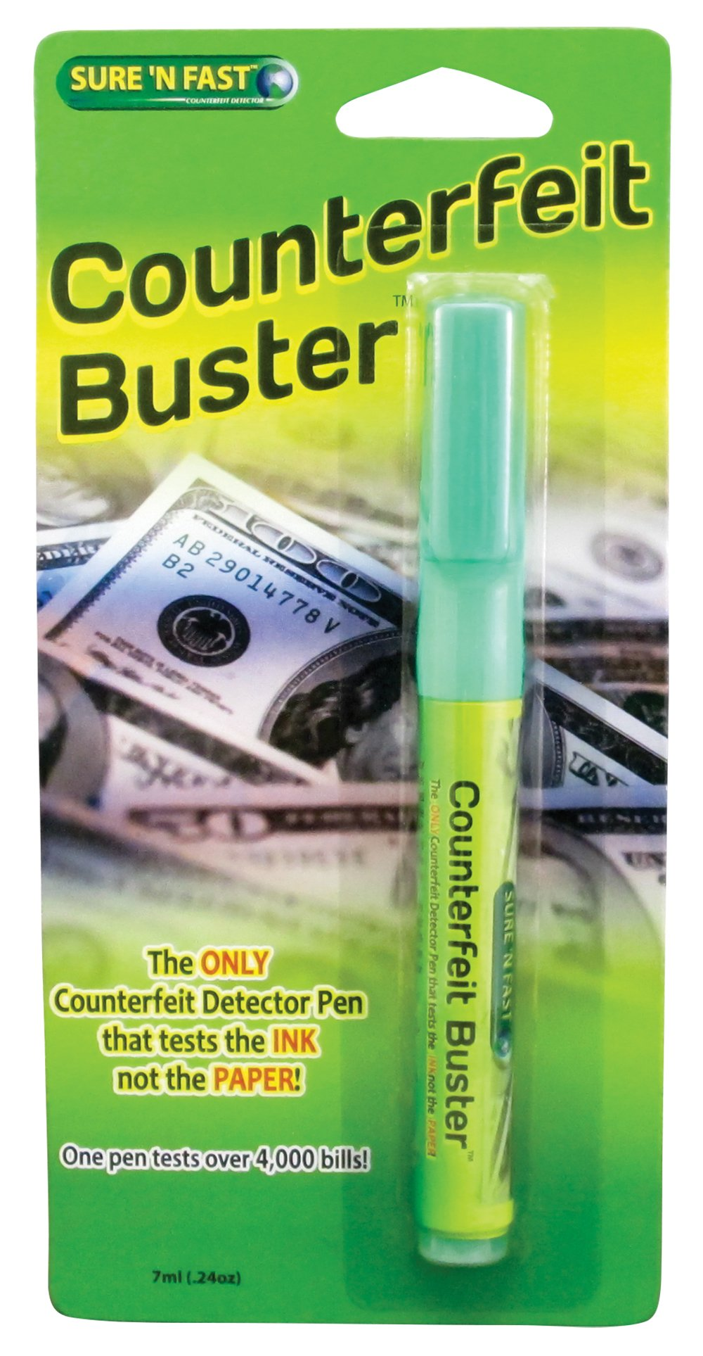 Sure N Fast Counterfeit Buster Pen 7ml