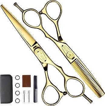 OriHea Professional Barber Hair Cutting Scissors