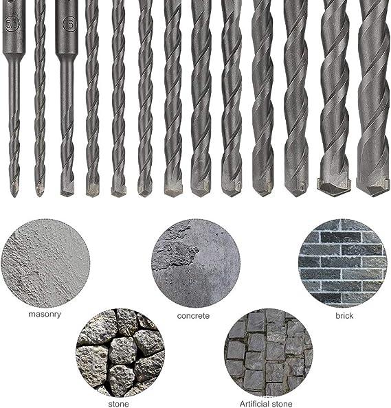 Brocas para martillos perforadores SDS-max-7-28 x 800 x 920 mm Bosch 2 608 586 787 pack de 1