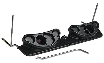 BOB Infant Car Seat Adapter For Duallie Strollers Black Older Stroller Models