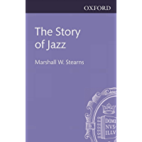 The Story of Jazz (Galaxy Books) book cover