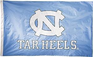 NCAA North Carolina Tar Heels 3-by-5-foot Flag