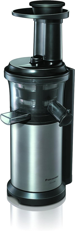 Panasonic MJ-L500 Exprimidor de velocidad lenta, 150 W, 1.3 litros ...