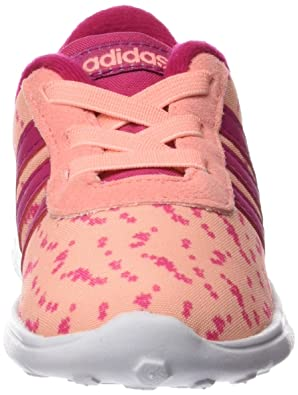 Girls adidas NEO Infant Girls Lite Racer Trainers in Pink - 7.5 Infant:  Amazon.co.uk: Shoes & Bags