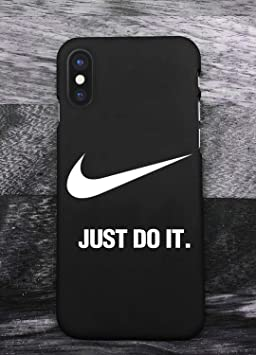 coque iphone xs just do it