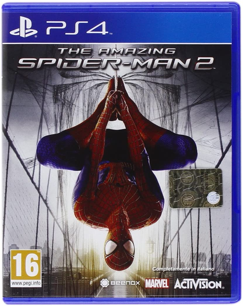 Activision The Amazing Spider-Man 2, PS4 - Juego (PS4, PlayStation 4, Acción / Aventura, RP (Clasificación pendiente))