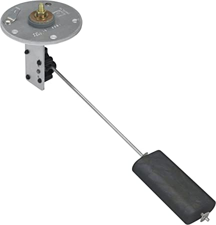 Fuel Sending Unit Stainless Steel Fuel Gas Sender Marine Boat Water Level Gauge Sensor 5 Hole fit Fuel /&Water Gauge 240-33 ohm 225MM