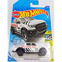Hot Wheels 19 Fort Raptor Exclusive by Tiny Toes