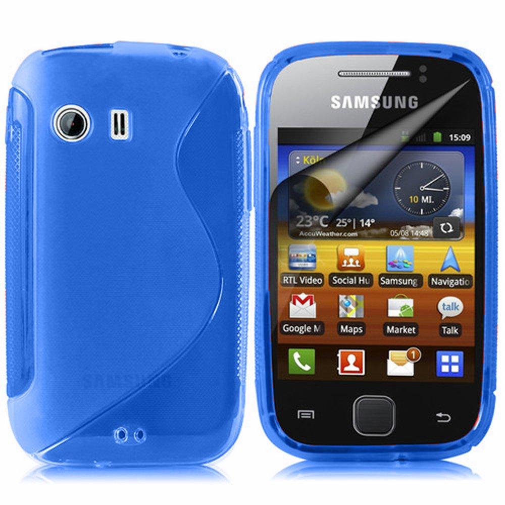 silicone phone case galaxy y
