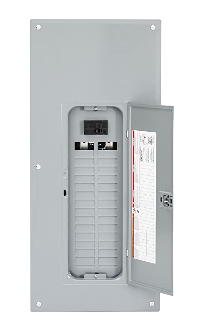 Square d by schneider electric hom3060m100pc homeline 100 amp 30 square d by schneider electric hom3060m100pc homeline 100 amp 30 space 60 circuit indoor greentooth Choice Image