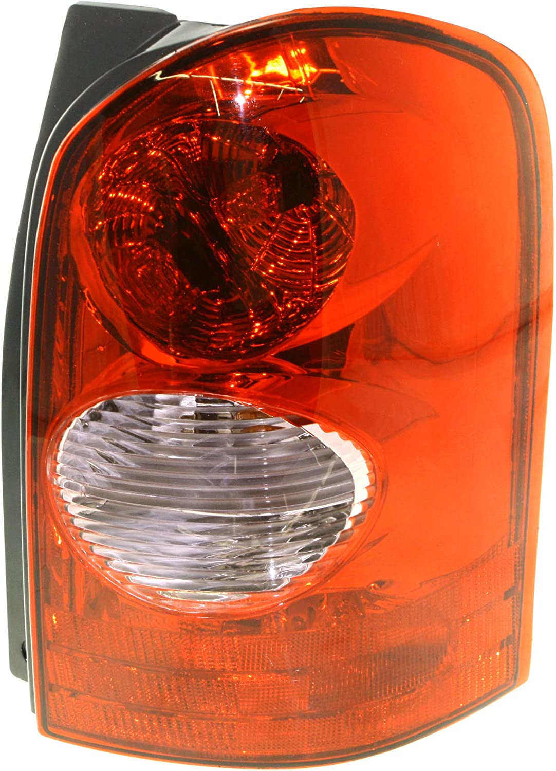 Tail Light Assembly Compatible with 2002-2003 Mazda MPV Passenger Side