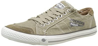 fd7cbe5bc Dockers by Gerli 30st027-790450, Baskets Basses Homme