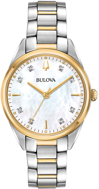 Bulova Sutton 98P184 - Zapatillas para mujer