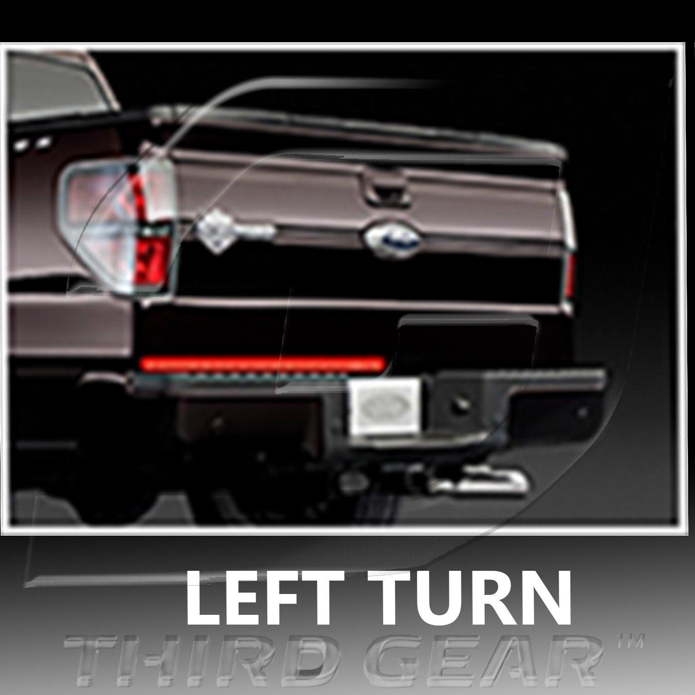 Amazon Com Optix P Ra Led Tailgate Light Bar White Reverse Red Brake Lights Turn Signal For   Ford F  F  Trucks Pc