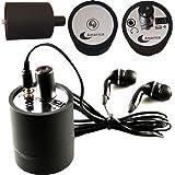 Electro-Weideworld - Espion Dispositif d'écoute Amplificateur d'écoute bogue Micro Espion pour Ecoute Murale