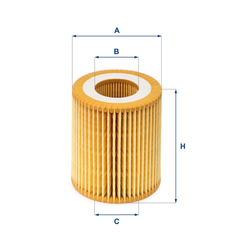 Ufi Filters 30.197.00 Filtre /à Air