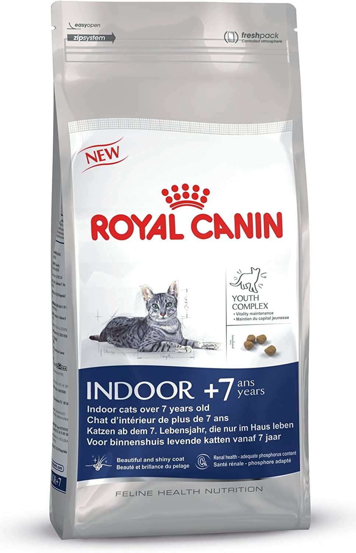 Royal Canin C-584990 Indoor +7 - 1.5 Kg