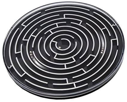 Maze Ball Classic Kids Home Travel Games In Puzzle Helps Reduce Stress 6