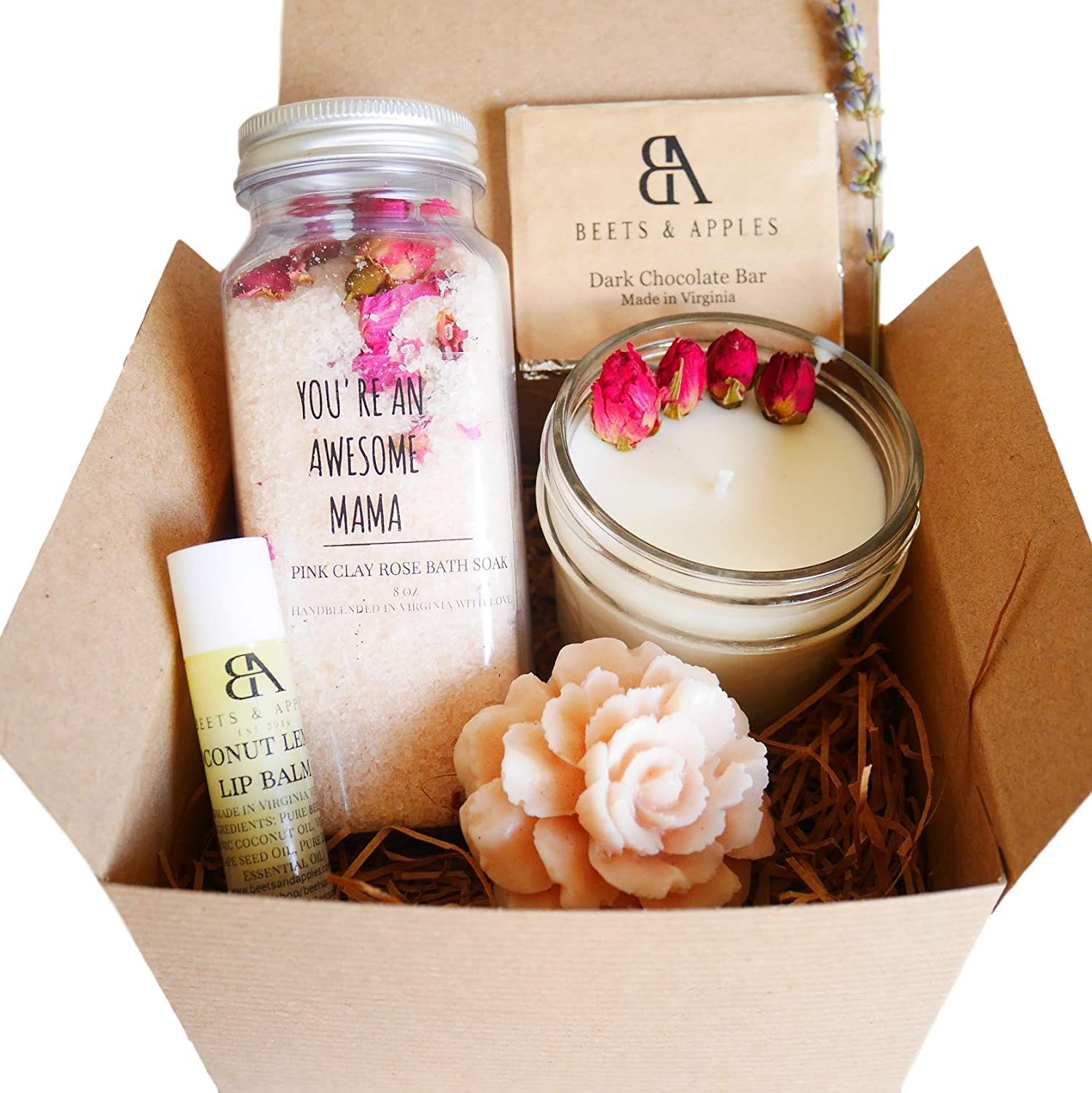 Gift For Mom Mom Gift Box Mothers Gift Set Mothers Day Personalized Mother/'s Day Gift Ideas Gift Box For Mom