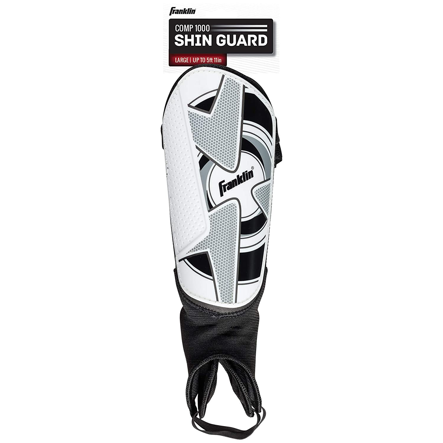 Franklin Sports Comp F-1000 Shin Guards