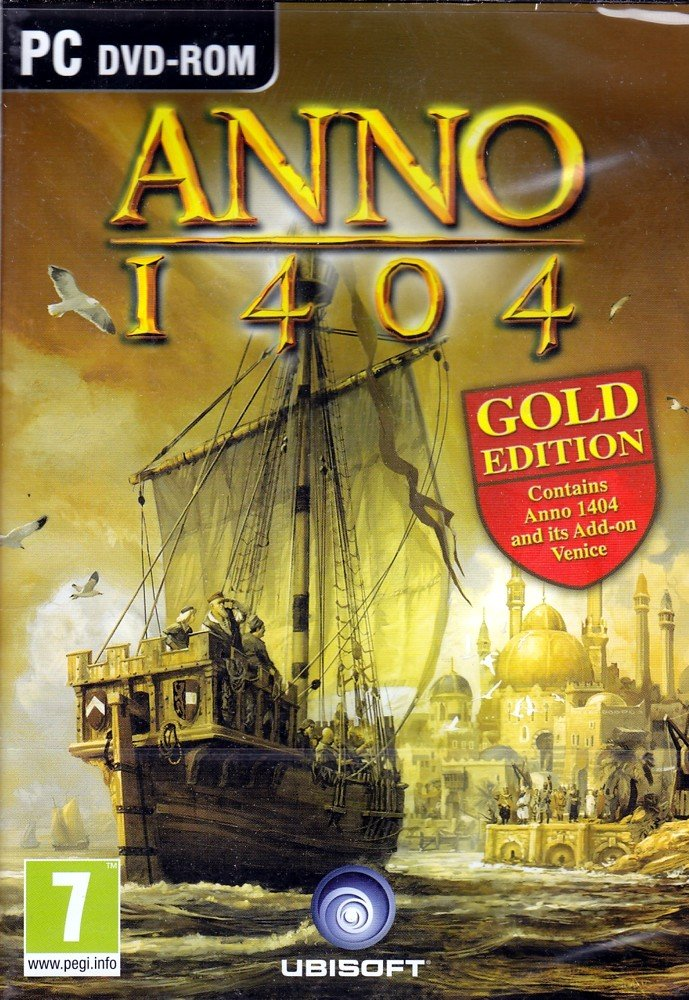 Amazoncom Anno 1404 Gold Edition Video Games
