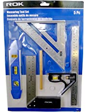"""ROK 5 Pc Measuring Tool Set 