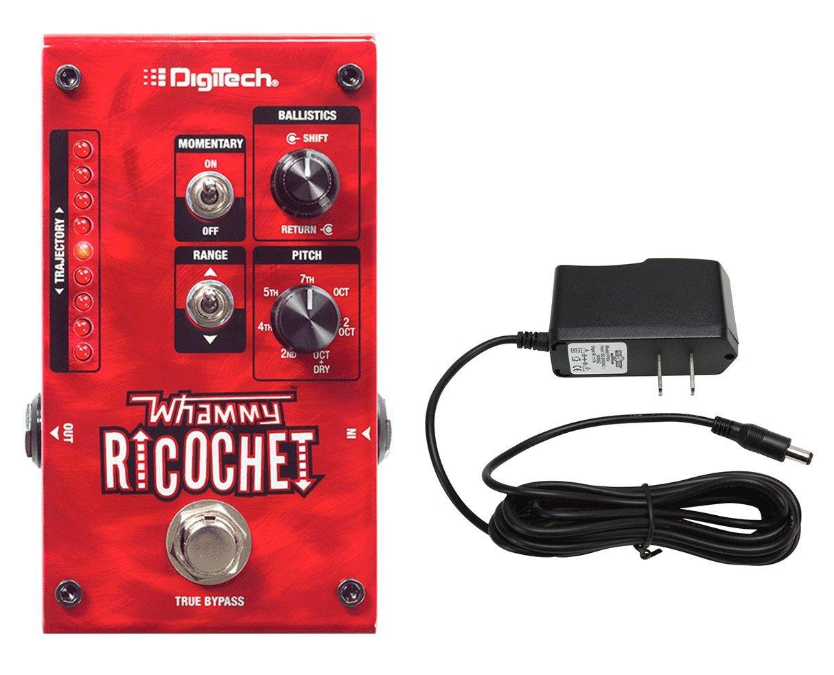 Digitech Whammy Ricochet + 9V Power Supply
