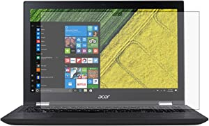 """PcProfessional Screen Protector (Set of 2) for Acer Spin 3 15 15.6"""" Touch Screen Laptop High Clarity Anti Scratch"""