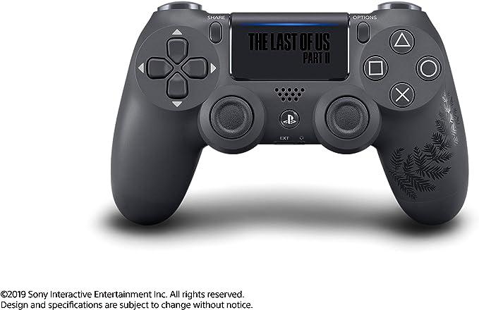 Sony - Dualshock 4, Edición Limitada The Last of Us Parte II (PS4 ...