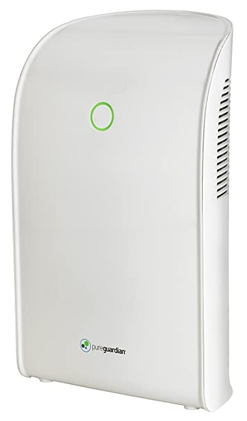 PureGuardian Dehumidifier for Moisture and Odor Control in Closets  Laundry  Rooms  Bathrooms  RV s. Amazon com  PureGuardian Dehumidifier for Moisture and Odor