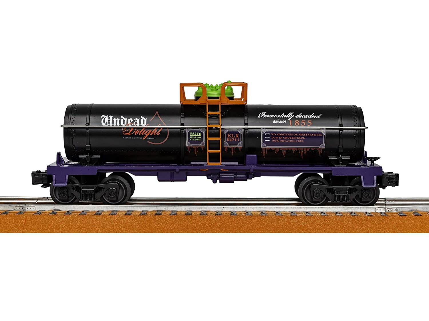 Amazon.com: Lionel End of The Line Express Lion Chief Ready to Run ...