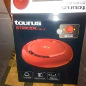 Taurus Mini Striker - Robot aspirador, 19V, diámetro 23.5 cm ...