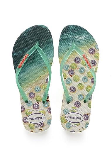 et Havaianas Chaussures Femme Sacs Slim Tongs Paisage xFraqXwF