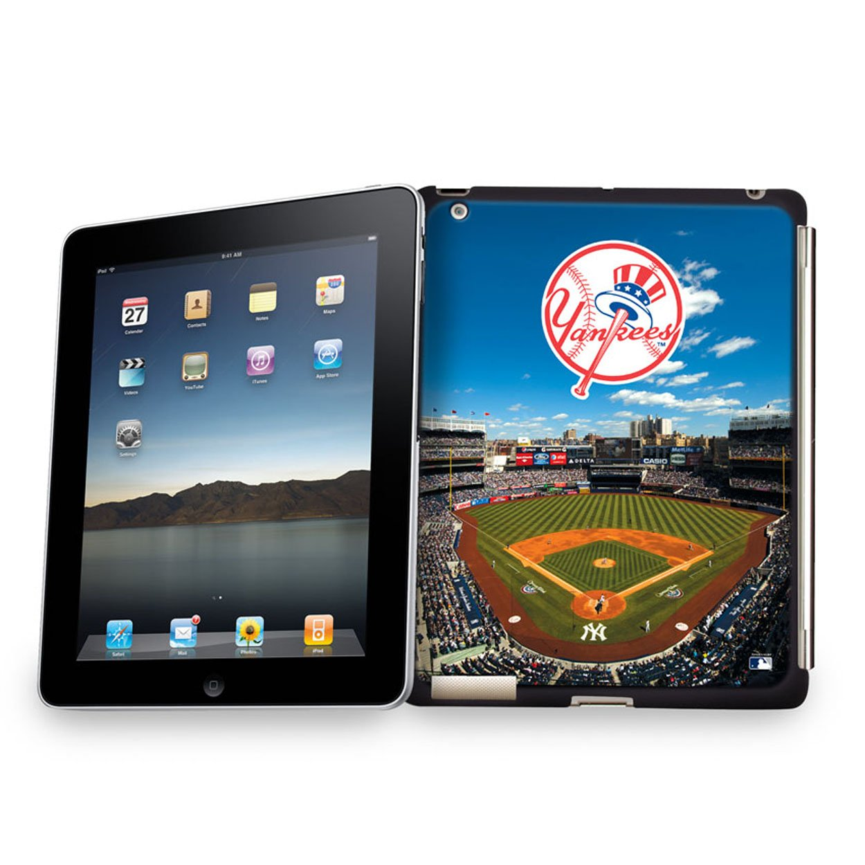 MLB New York Yankees iPad 3 Stadium Collection Baseball Cover Field