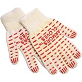 Armors 932°F Heat Resistant Oven Gloves, 1 Pair