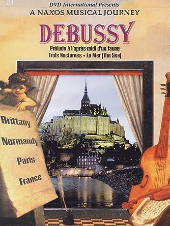 Debussy - Prelude A L'Apres-Midi D'Un Faune / Three Nocturnes / La Mer [DVD] [2001] by Belgian Radio Philharmonic Orchestra